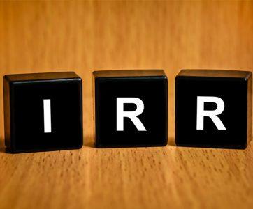 IRRって何?利回りとの違いは?比較&わかりやすく解説
