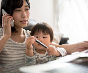 働くママになるために知っておきたい制度