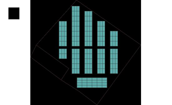 パネル配置図